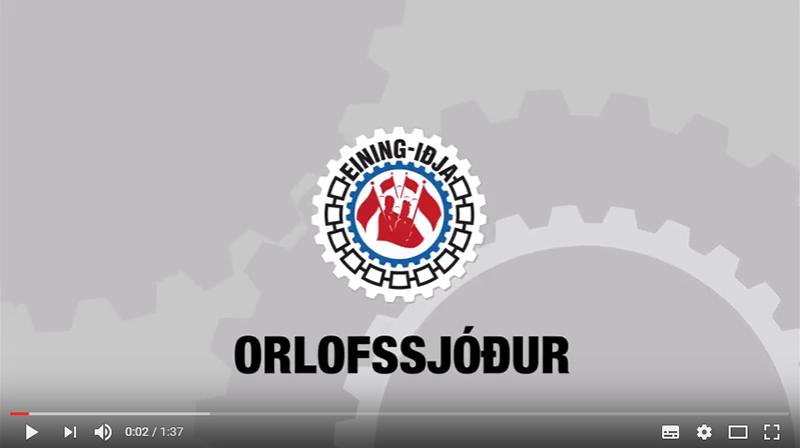 Orlofssjóður